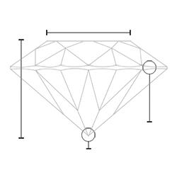 Diamond Shape Image