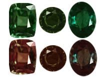 Gems Alexandrites