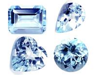 Gems Aquamarine
