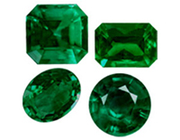 Gems Emeralds