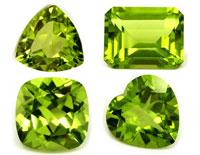 Gems Peridot