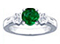 Three-Stone Ring