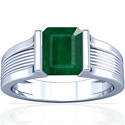 Emerald Solitaire Ring (5.76cts)